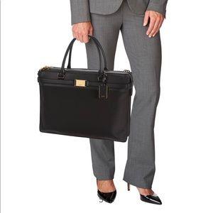 TUMI Edna Nylon Briefcase - used once